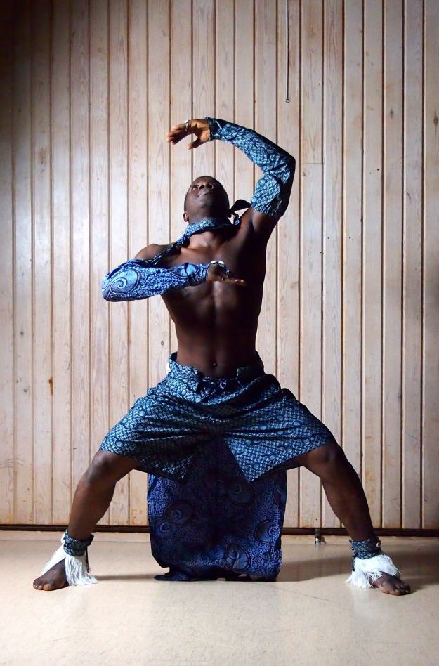 David Dioubaté – Westafrican and Contemporary dance – 7-9 feb